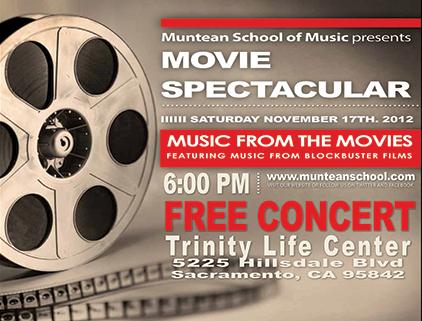 2012 Movie Concert