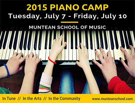 2015 Piano Camp